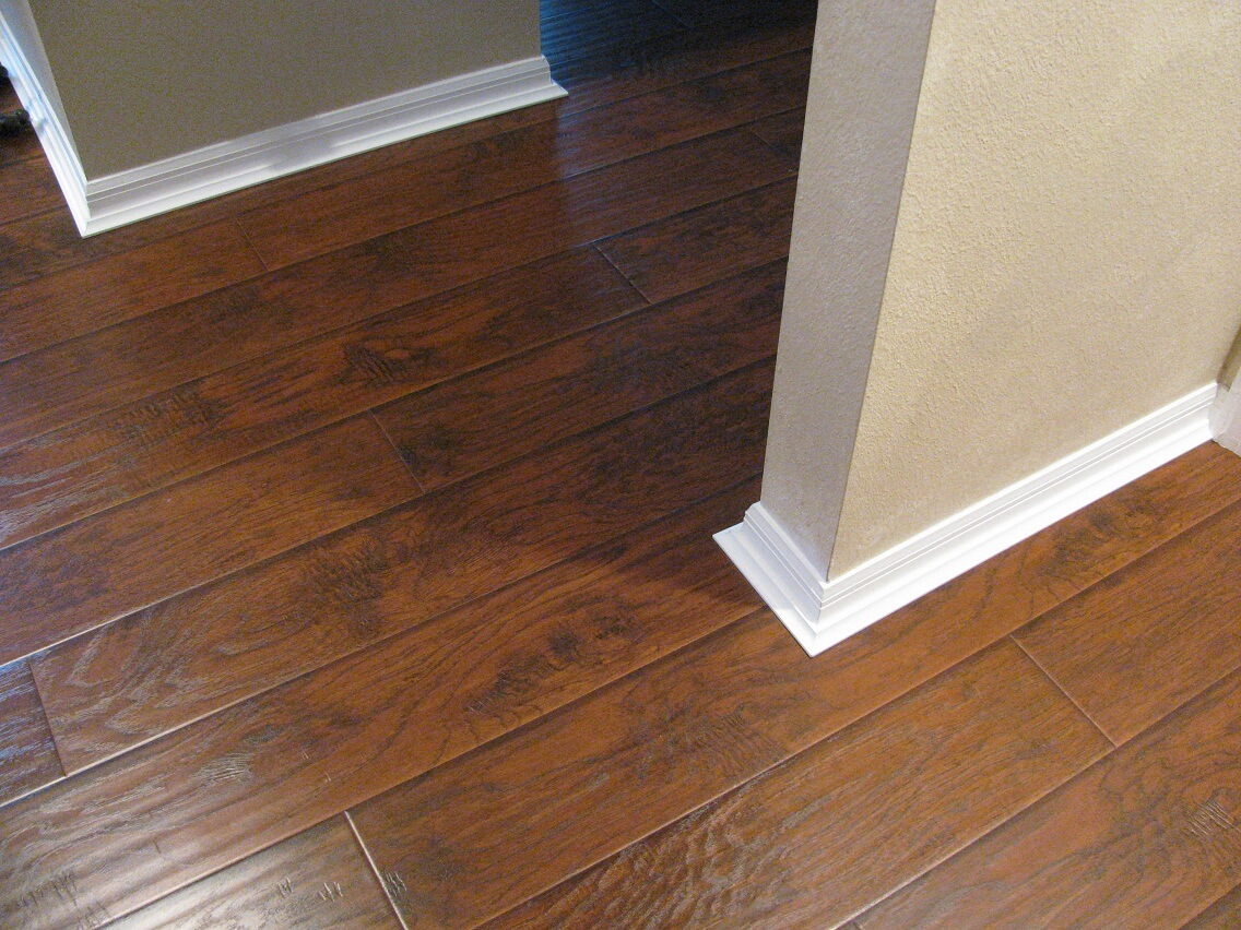 COREtec Flooring installed by Pro Floor & Tile.