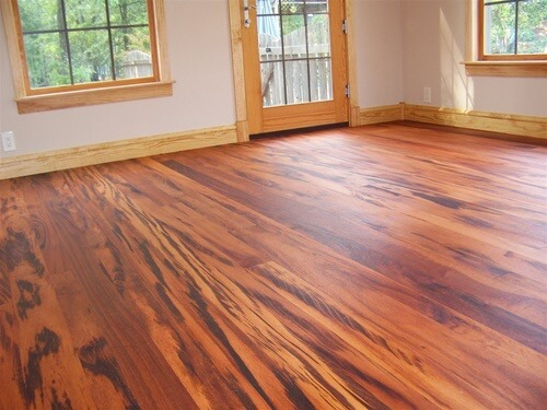 Hardwood flooring in Central Minnesota, Ottertail County, MN installed by Pro Floor & Tile.